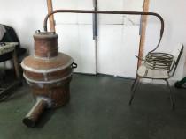 Cazan tuica din cupru 170 litri