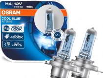 Set becuri Osram Cool Blue Intense H4 12V 60/55W Set 2 buc