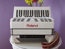 Acordeon Electronic Roland Fr3S Alb