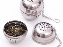 Infuzator Ceai Vrac Inox