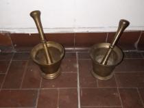 Mojar din bronz masiv