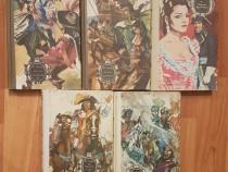 Set carti de Alexandre Dumas (Cartonate)