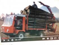Motoagricola tractor 4x4