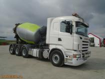 Cifa de beton Scania R420