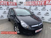 Opel Corsa 2011-Benzina 1.4-EURO 5-RATE-