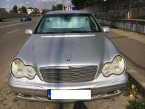 Mercedes C220 CDI sau schimb cu autorulota camper van