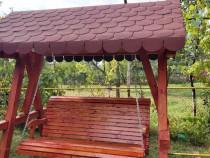 Balansoar din lemn