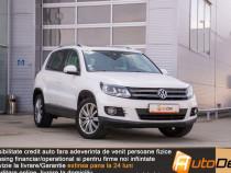 Volkswagen Tiguan 2.0TDI 4Motion Sport & Style
