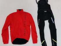 Gore Bike Wear, set ciclism, MTB, Windstopper salopeta, S/M