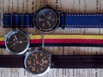 3 ceasuri bărbătești, diametre mari, functionale, la pret de