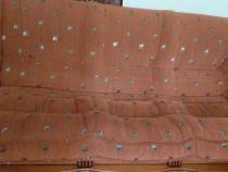 Canapea pe colt de sufragerie