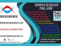 Servicii și Soluții IT & C & GSM | Servicii și Soluții Web
