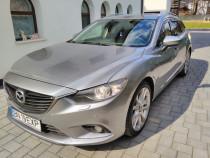 Mazda 6 SKYACTIV, euro 6