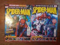 Lot 2 reviste Spider Man 7/2007 si 3/2008 / R7P5