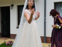 Superba rochie de mireasa by Simona Codreanu