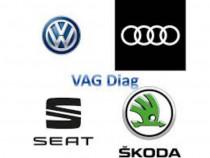Efectuez diagnoza auto grupul VAG