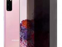Folie Sticla Curbata 6D Privacy Samsung A12 A02 A32 A42 A52