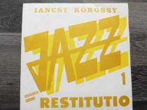 Disc vinil iancsy korossy jazz seria restitutio