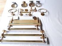 Set accesorii baie, Gatco, SUA, nou, 15 piese, alama