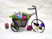 Aranjamente cu flori din sapun