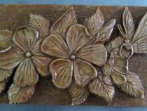 Tablou sculptat