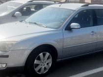 Ford Mondeo Facelift 2003