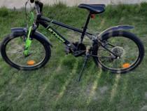 Bicicleta baiat 7-11 ani cu 6 viteze