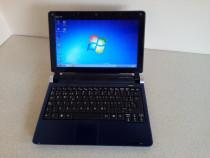 Laptopp Mini Acer D250 : display 10,1 ram 2gb Baterie 1:15H