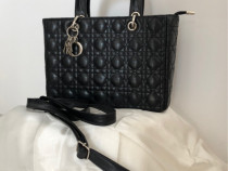 Geanta neagra Dior