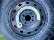 Roata rezerva slim 135/80 B14 Pirelli