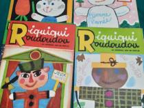 Lot 8 reviste riquiqui roudoudou/ limba franceză/ anii 1980