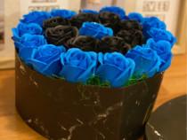 Aranjamente - trandafiri săpun