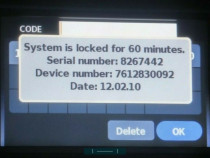 Cod PIN Deblocare Nissan Radio Navigatie Qashqai Juke Patrol