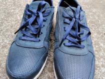 Pantofi extra wide Propet Landon Oxford (extra lati) XX(5E)
