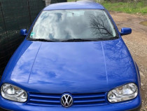 VW Golf 4, 1,6 16 valve, 106 cp, E4, 2002, primul proprietar