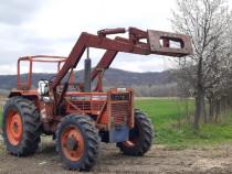 Tractor Same drago 120 cu încărcător