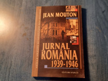 Jurnal Romania 1939 - 1946 Jean Mouton