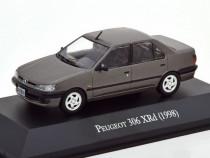 Macheta Peugeot 306 XRd 1998 - IXO/Altaya 1/43