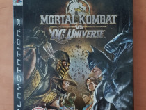 Mortal Kombat vs DC Univers Steel Edition Play Station 3 PS3