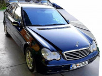 Mercedes c 200 2003