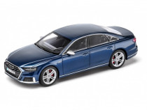 Macheta Oe Audi S8 Sedan 1:43 Albastră 5011818131