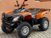 Atv Dinli Centhor 700cc 4x4 EFI LTD , LONG, recent adus