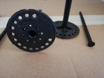 Dibluri polistiren 10x450 mm Caroterm