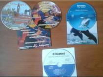 Ieftin ! CDuri Originale: Drivere, Manuale Apple, Engleza,Di