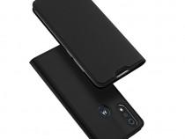 Husa Flip DUX DUCIS pentru Motorola Moto E6i Moto E6s (2020)