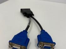 Adaptor MOLEX CN-0G9438-52204-87L-7896 VGA SPLITTER