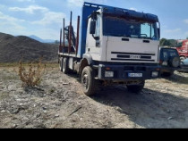 Camion Forestier Iveco