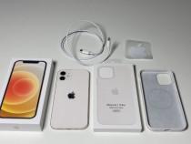 IPhone 12 ,alb 5G 128 gb ,full box neverlocked