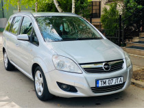 Opel Zafira 2009 140000km