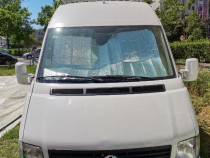 Volkswagen LT35 model lung